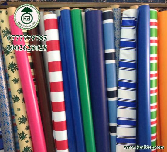 màn nhựa pvc nhiều màu